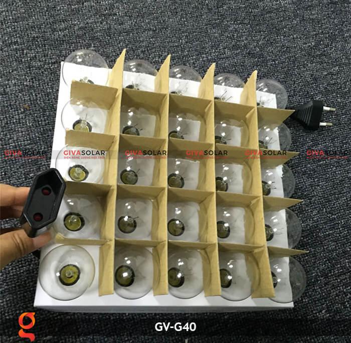 Bộ dây đèn led trang trí GV-G40 2