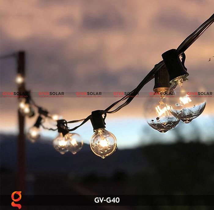 Bộ dây đèn led trang trí GV-G40 6