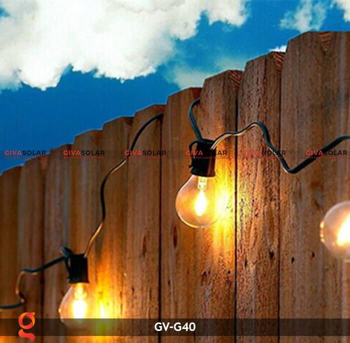 Bộ dây đèn led trang trí GV-G40 7