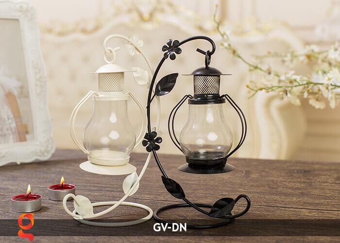 Đế đèn nến trang trí cổ điển GV-DN 2