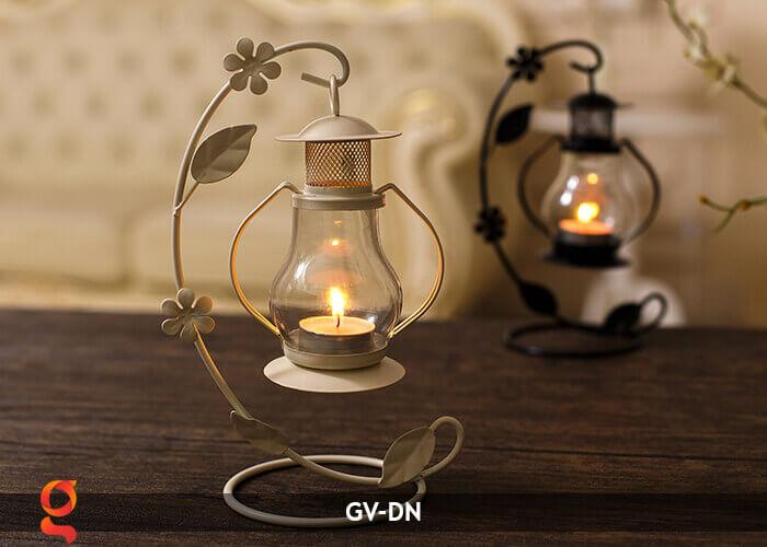 Đế đèn nến trang trí cổ điển GV-DN 3
