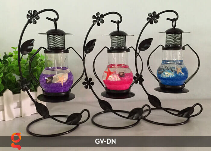 Đế đèn nến trang trí cổ điển GV-DN 9