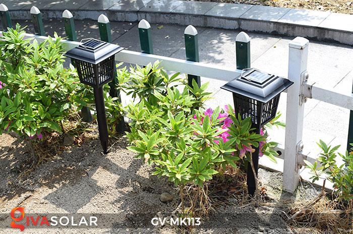 Đèn bắt muỗi năng lượng mặt trời GV-MK113 13