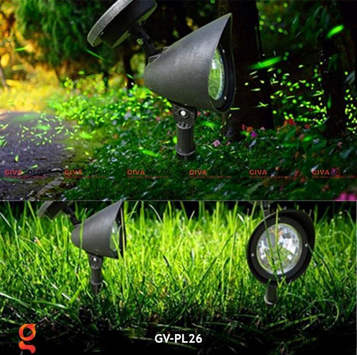 Đèn cắm cỏ năng lượng mặt trời Gv-PL26 13