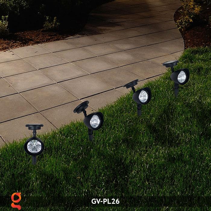Đèn cắm cỏ năng lượng mặt trời Gv-PL26 16