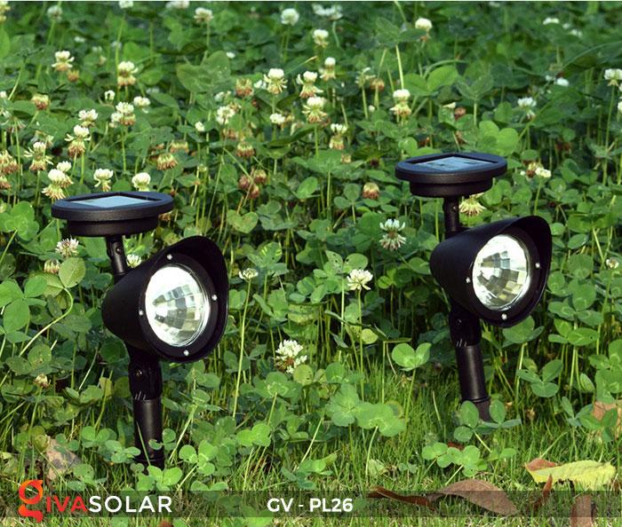Đèn cắm cỏ năng lượng mặt trời GV-PL26 18