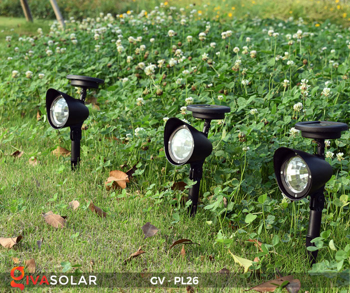 Đèn cắm cỏ năng lượng mặt trời GV-PL26 19