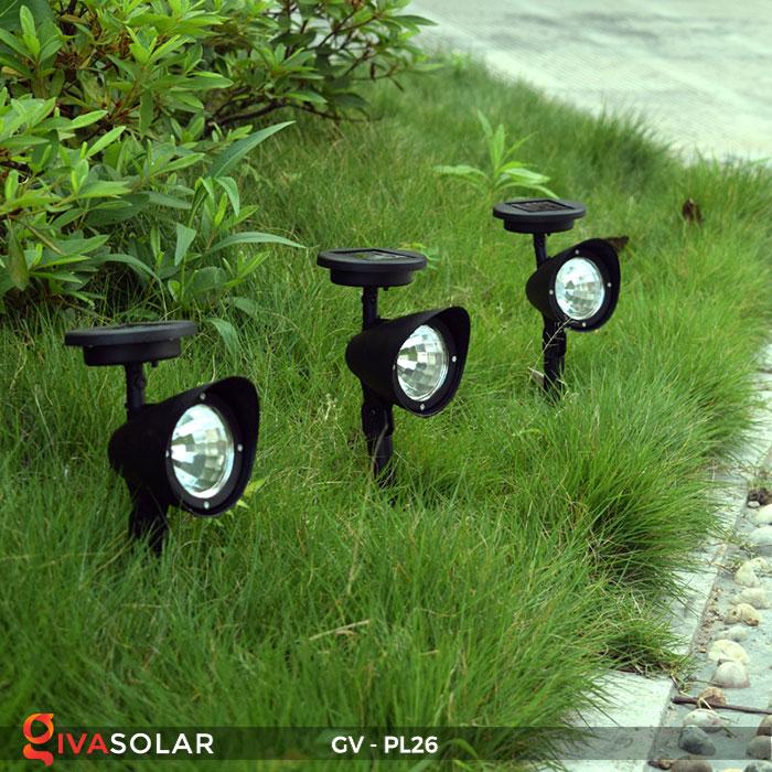 Đèn cắm cỏ năng lượng mặt trời GV-PL26 20