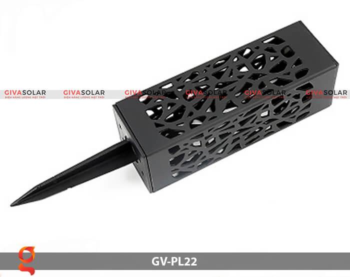 Đèn cắm đất năng lượng mặt trời mini GV-PL22 1