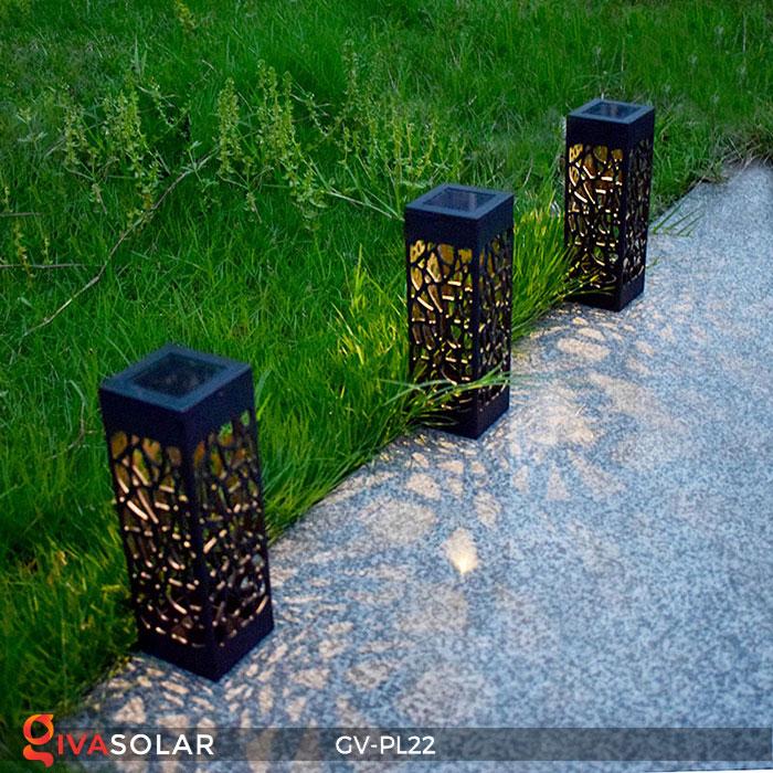 Đèn cắm đất năng lượng mặt trời mini GV-PL22 17