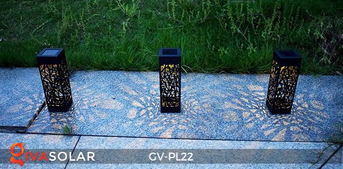 Đèn cắm đất năng lượng mặt trời mini GV-PL22 18