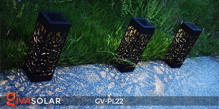 Đèn cắm đất năng lượng mặt trời mini GV-PL22 19
