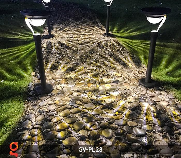 Đèn sân vườn năng lượng mặt trời GV-PL28 11