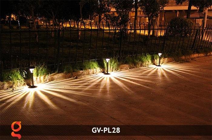 Đèn sân vườn năng lượng mặt trời GV-PL28 13