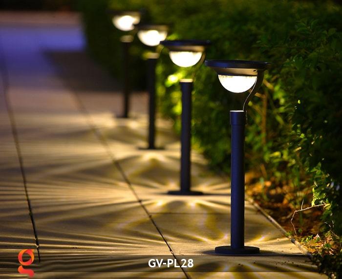 Đèn sân vườn năng lượng mặt trời GV-PL28 17