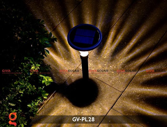 Đèn sân vườn năng lượng mặt trời GV-PL28 19