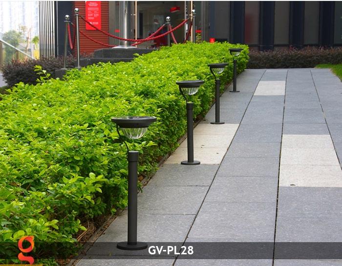 Đèn sân vườn năng lượng mặt trời GV-PL28 3