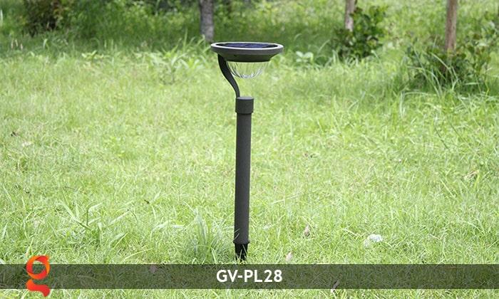 Đèn sân vườn năng lượng mặt trời GV-PL28 9