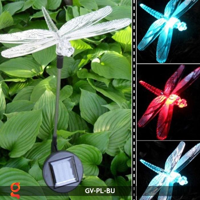 Đèn cắm đất trang trí hình con vật NLMT GV-PL-BU 15
