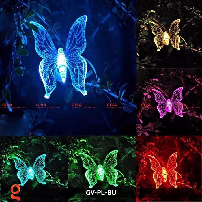 Đèn cắm đất trang trí hình con vật NLMT GV-PL-BU 16