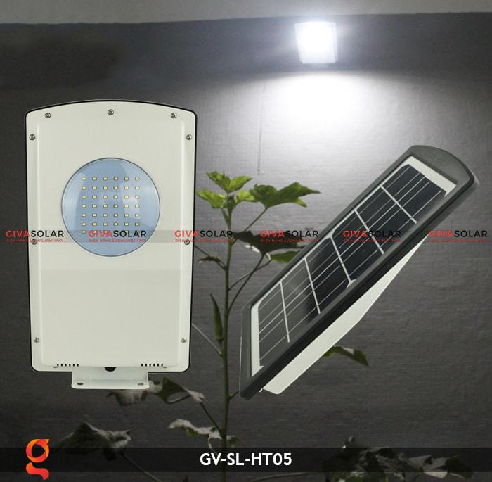 Đèn đường năng lượng mặt trời GV-SL-HT05 1
