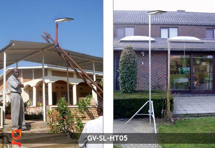 Đèn đường năng lượng mặt trời GV-SL-HT05 11