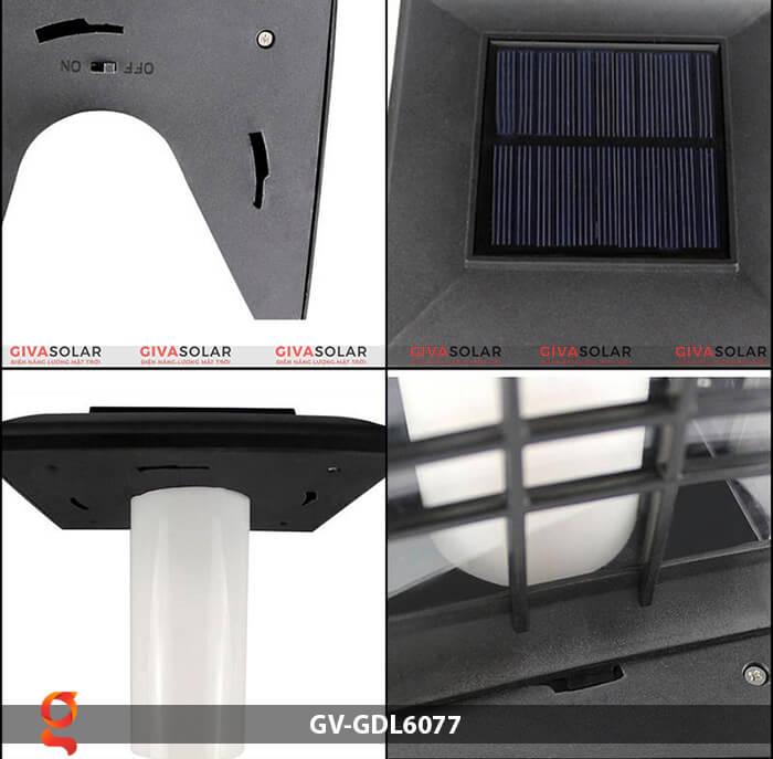 Đèn trang trí năng lượng mặt trời GV-GDL6077 10