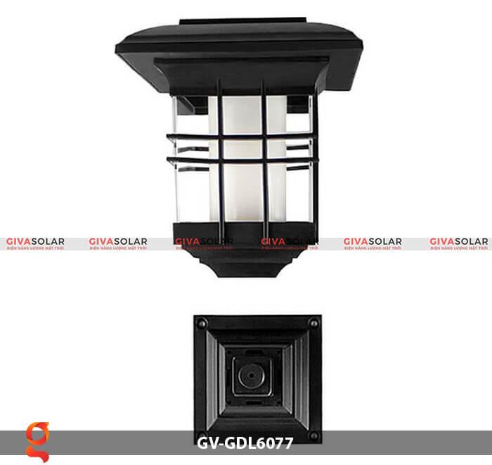 Đèn trang trí năng lượng mặt trời GV-GDL6077 3