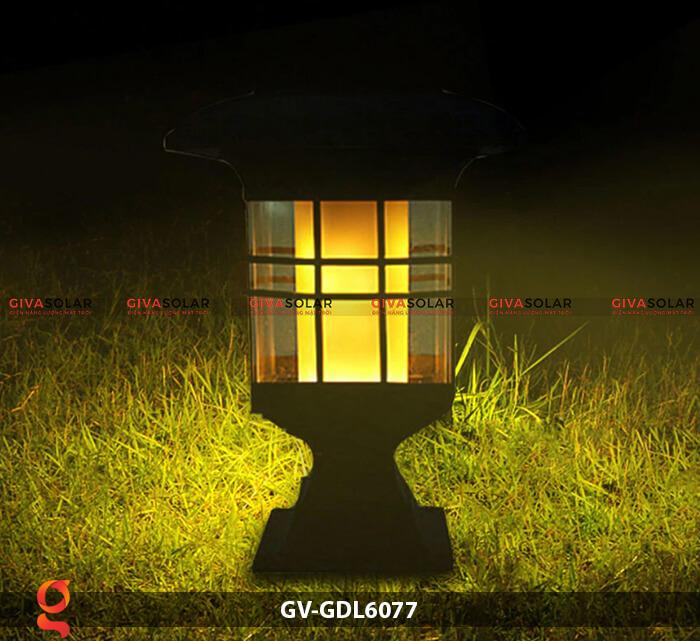 Đèn trang trí năng lượng mặt trời GV-GDL6077 8