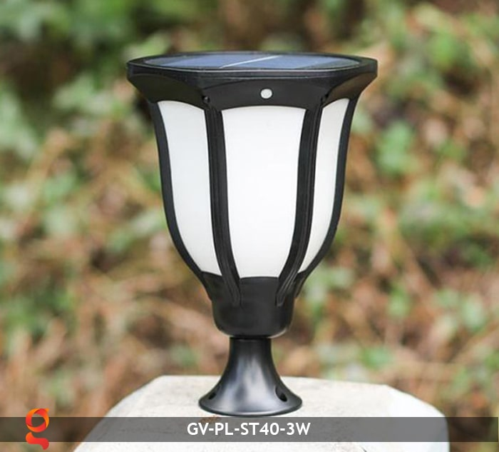 Đèn ngọn lửa năng lượng mặt trời 3 trong 1 GV-ST40-3W 13