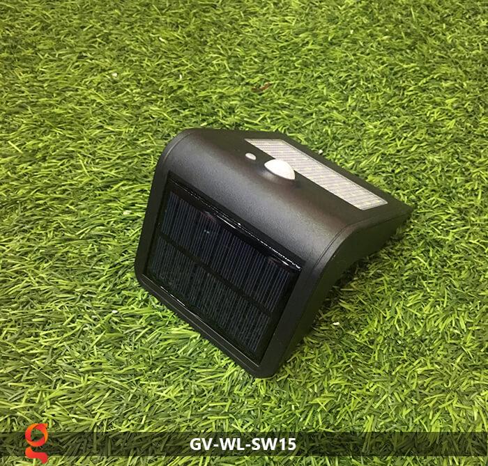 Đèn năng lượng mặt trời ốp tường GV-WL-SW15 19