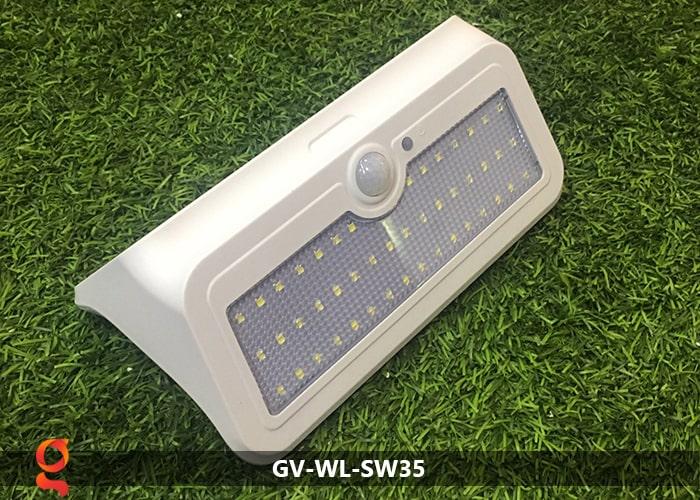 Đèn led năng lượng mặt trời ốp tường GV-WL-SW35 17