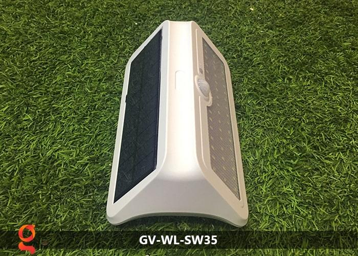 Đèn led năng lượng mặt trời ốp tường GV-WL-SW35 19