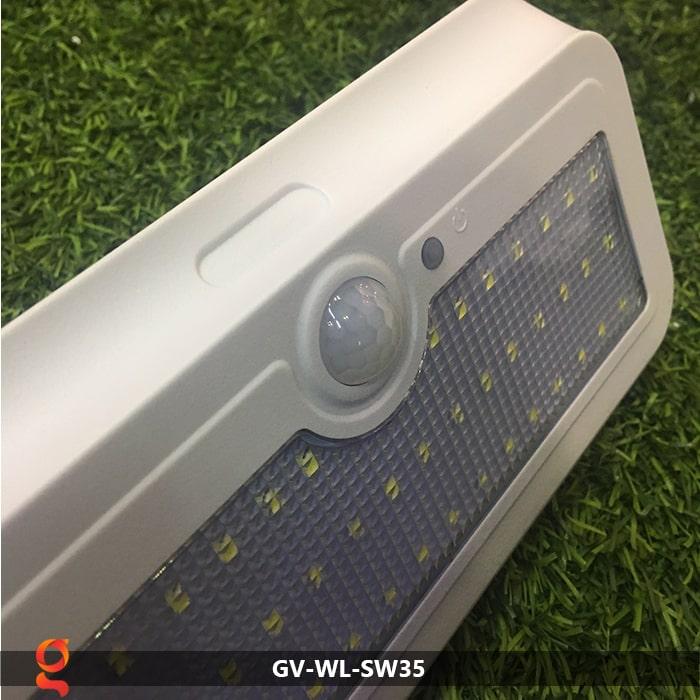 Đèn led năng lượng mặt trời ốp tường GV-WL-SW35 20
