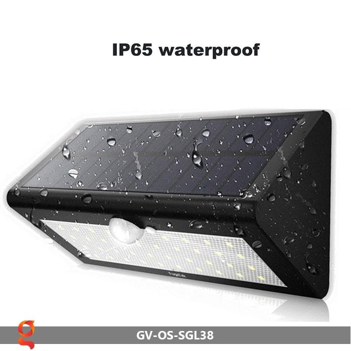 Đèn ốp tường năng lượng mặt trời GV-OS-SGL38 13