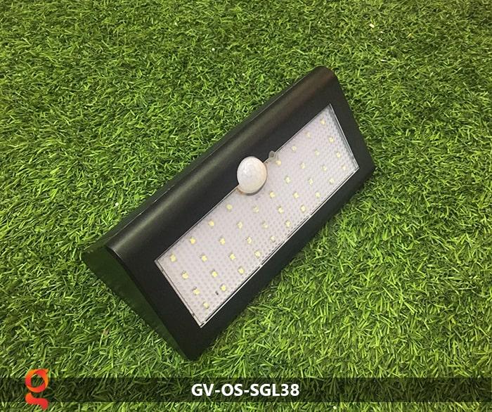 Đèn ốp tường năng lượng mặt trời GV-OS-SGL38 18