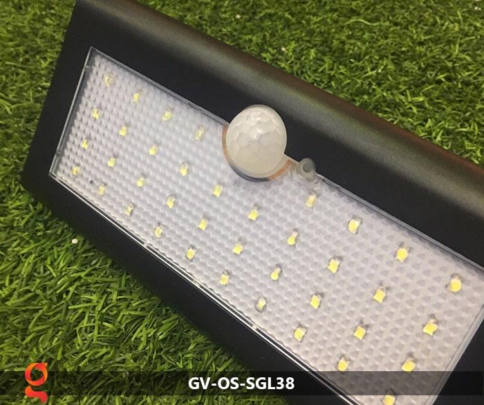 Đèn ốp tường năng lượng mặt trời GV-OS-SGL38 20