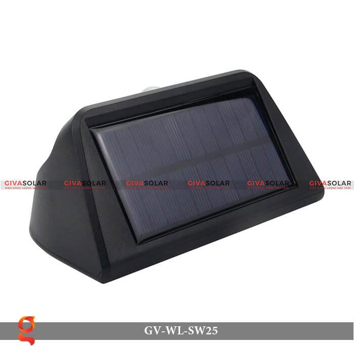 Đèn ốp tường năng lượng mặt trời có cảm ứng GV-WL-SW25 5