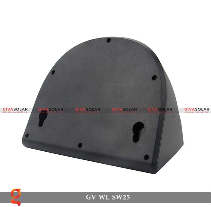 Đèn ốp tường năng lượng mặt trời có cảm ứng GV-WL-SW25 6