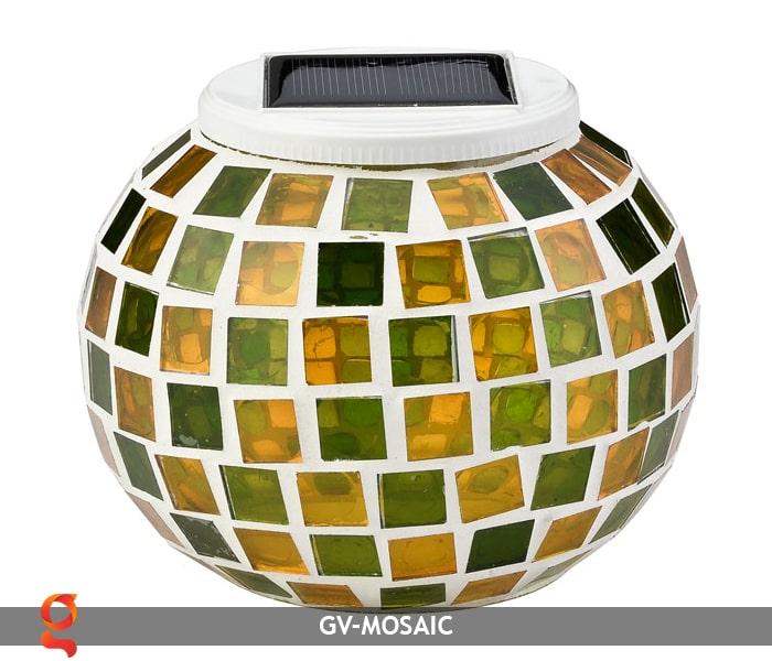 Đèn quả cầu chiếu sáng năng lượng mặt trời GV-MOSAIC 7