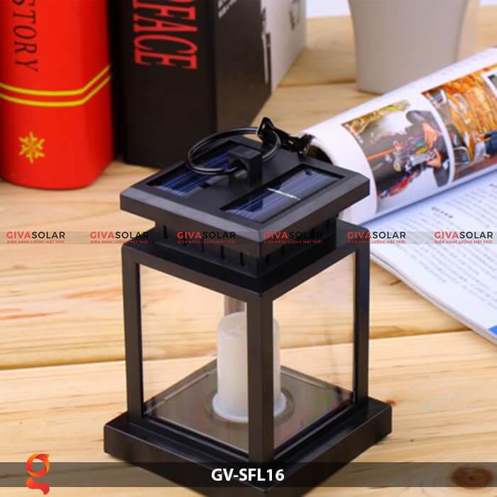 Đèn lồng năng lượng mặt trời GV-SFL16 11