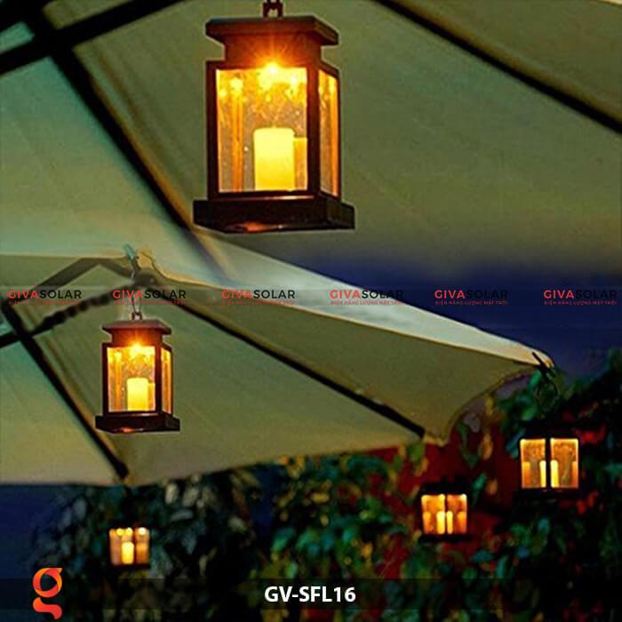 Đèn lồng năng lượng mặt trời GV-SFL16 15