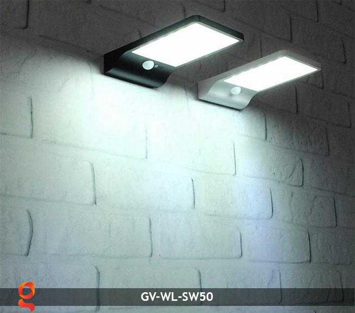 Đèn treo tường năng lượng mặt trời GV-WL-SW50 13