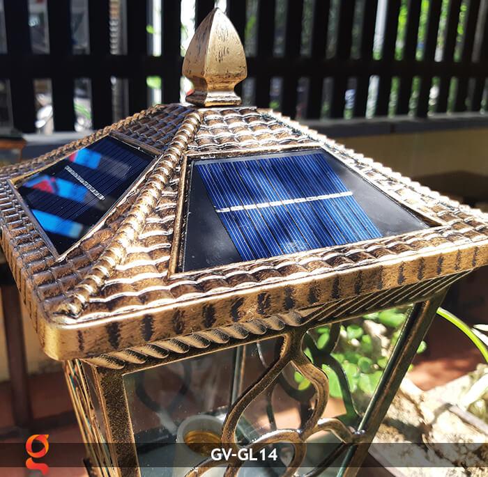Đèn cổng năng lượng mặt trời GV-GL14 5