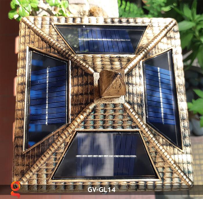 Đèn cổng năng lượng mặt trời GV-GL14 6