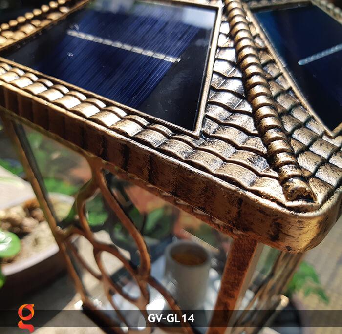 Đèn cổng năng lượng mặt trời GV-GL14 7