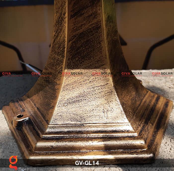 Đèn cổng năng lượng mặt trời GV-GL14 9