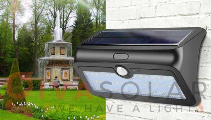 Hướng dẫn lắp đặt đèn treo tường năng lượng mặt trời