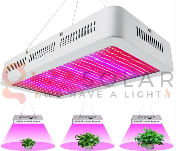 Hướng dẫn sử dụng đèn LED trồng cây 9