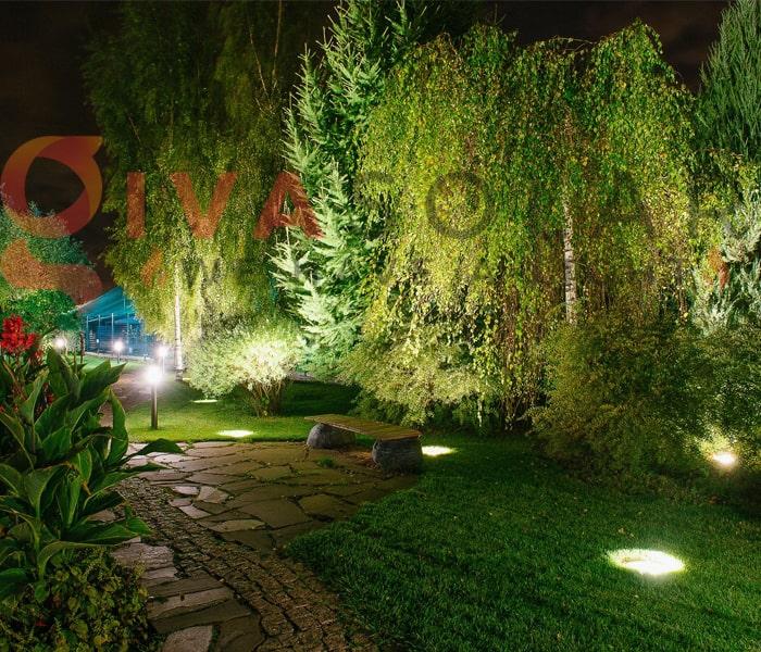 Hướng dẫn thiết kế ánh sáng cảnh quan sân vườn 3